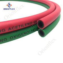 8mm acetylene twin line gas hose 20bar