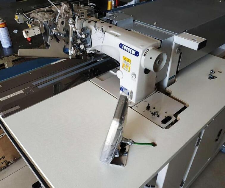 Automatic Pocket Welting Machine -2