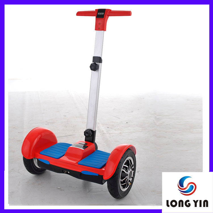 10inch Hoverboard With Handle 2