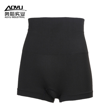 High Waist Sexy Underwear Seamless Women Control Briefs