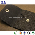Promotional customized soft felt glasses pouch