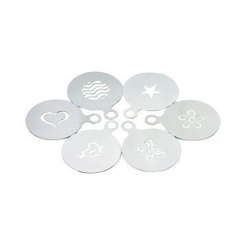 OEM/ODM Supplier for for Personalised Cappuccino Stencil stencil of cappuccino set/3 supply to Japan Wholesale