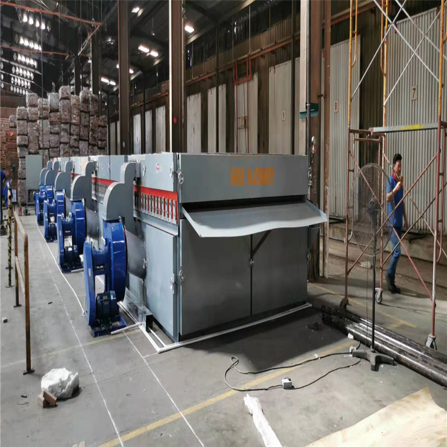 Malaysia 20m 1deck Veneer Drying Machine
