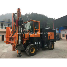 China for Highway Guardrail Maintain Machine Guardrail Combined Drilling Pile Driver export to Sierra Leone Exporter