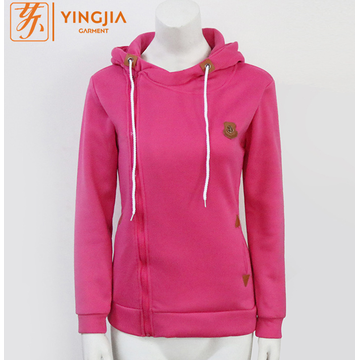 Hot Selling Autumn Women's Zipper Long-sleeved Hoodies