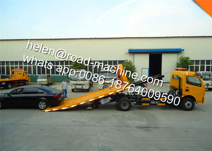 Euro 2 Towing Truck