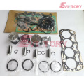 SHIBAURA engine parts piston N843L-T piston ring