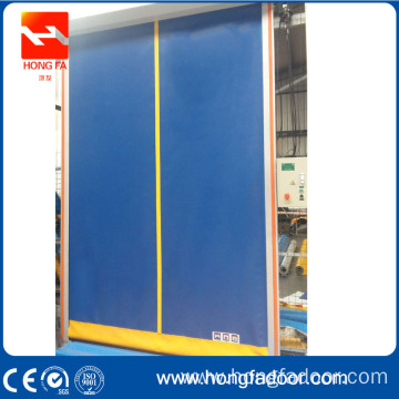 Good Quality for Self-Recovery Rapid Door,Self Recovery PVC Rapid Door,Self Recovery Rapid Rolling Door Manufacturers and Suppliers in China self repairing roll up door supply to Bulgaria Manufacturers