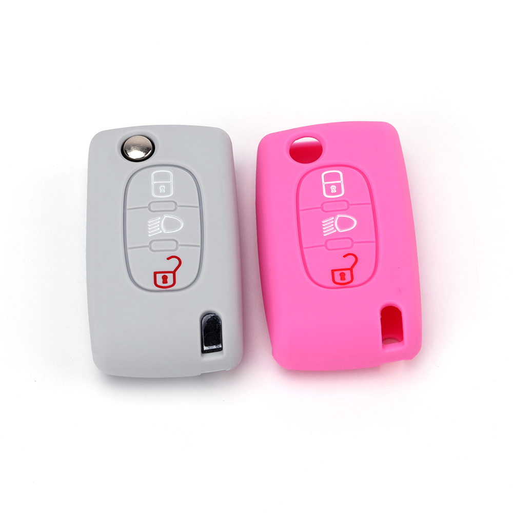 Wholesale Citroen Car Key Cover