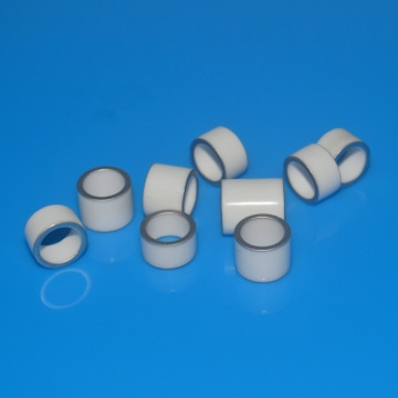 Metallized Ceramic Parts for Gas Discharge Tube