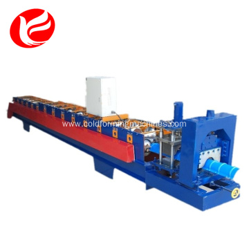 Glazed Metal Roof Ridge Cap Roll Forming Machine