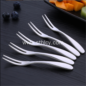 304 Stainless Steel Fork Fruit Set