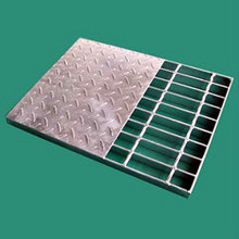 Press Welded Compound Steel Grating