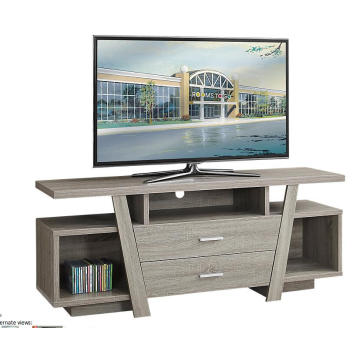 Special Design Wooden Oak Living Room TV Unit
