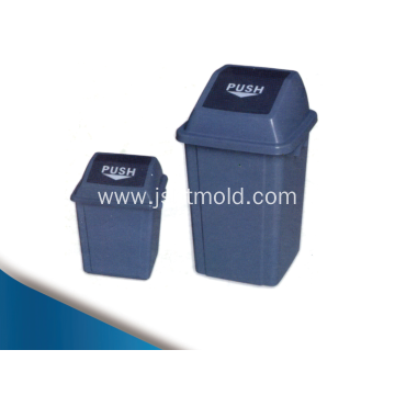 plastic molding for garbage bin