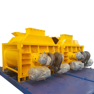 Advanced Technology concrete mixer machine specification