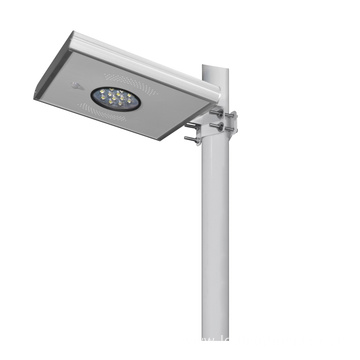 Udendørs 8W Alt i en integreret Solar LED Street Lighting