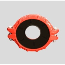 Manufactur standard for Grooved Shouldered Coupling Grooved Reducing Flexible Coupling export to United States Wholesale