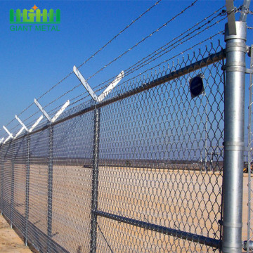 airport mesh fence welded wire fencing