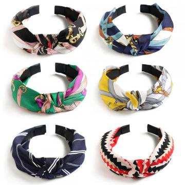 Knot Headband Womens Fashion Hair Accessories for Girls