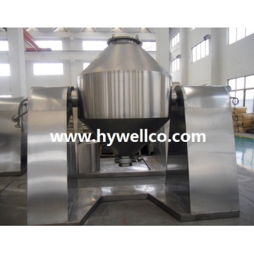 Medicine Powder Vacuum Rotary Drying Equipment