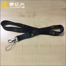 Name badge holders with black a lanyard