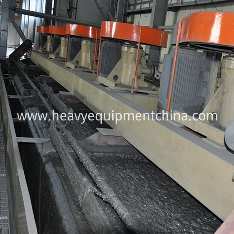 nickel ore processing plant