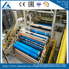 SMS nonwoven cloth machine