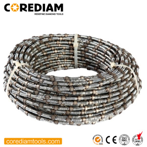 11.5mm Diamond Marble Wire with high quality