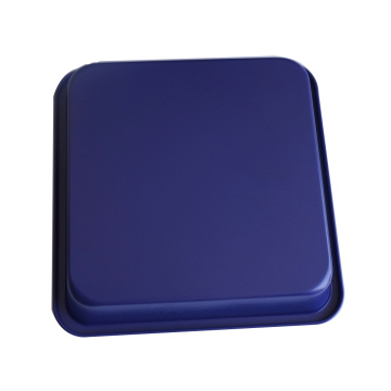 China Supplier for Offer Non Stick Cake Pan,Cake Pan,Carbon Steel Cake Pan From China Manufacturer Purple Colorful Bakeware Square Cake Pan export to Russian Federation Wholesale