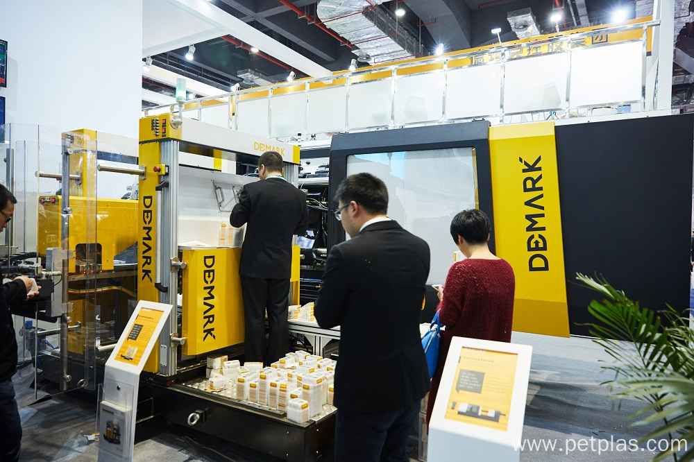 plastic preform injection machine for packaging