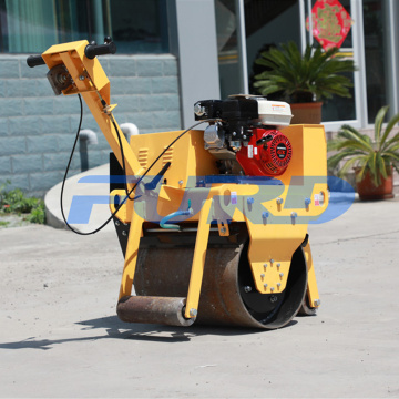 Mini Walk-behind Vibratory Road Roller With Honda Engine