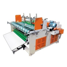 Semi-automatic Press model Folder Gluer machine