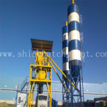 China for 75 Concrete Mix Plant 75 Construction Concrete Batching Station supply to Peru Factory