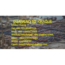 Best Quality for Central And South America Shipping Line Shantou Guangao Sea Freight to Chile Iquique export to Japan Manufacturer