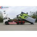 New Arrival Dongfeng 18cbm Hook Loader Compactor Truck