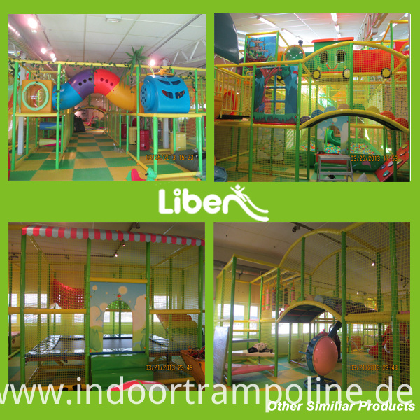 Child's Indoor Amusement Child's Indoor Playground Child's Amusement Playground