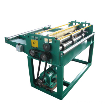 Long lifespan feeding width 1200mm steel coil slitting line