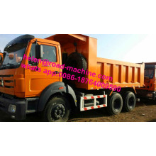 Personlized Products for Dump Car Heavy Duty 30-50 Tons LHD Beiben Tipper Truck export to Colombia Factories
