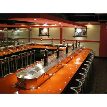 Equal Quality Custom Factory  Sushi Conveyor Belt