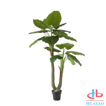 Artificial plants wholesale decoration plastic trees