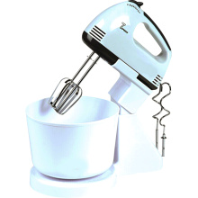 Professional food mixer with bowl
