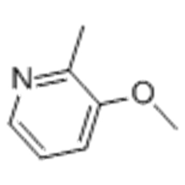 Pyridin, 3-Methoxy-2-methyl-CAS 26395-26-6