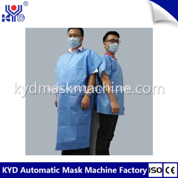 Disposable Medical Gown Making Equipments