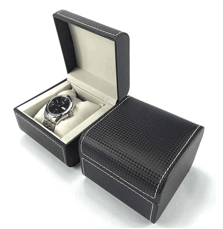 Leather Jewelry Gift Box6 8