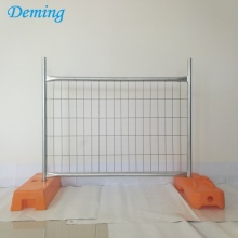 China OEM for Pipe Temporary Fence Factory Hot Dip Galvanized Temporary Fence Panels supply to Bahrain Manufacturers