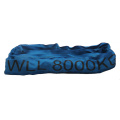 8T Load Capacity Polyester Endless Round Sling