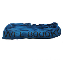 High Quality for Polyester Round Slings 8T Load Capacity Polyester Endless Round Sling export to Congo Importers