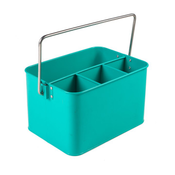 Square storage organizer caddy