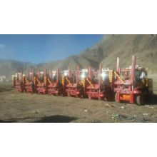 Highway Guardrail Safety Construction Machine